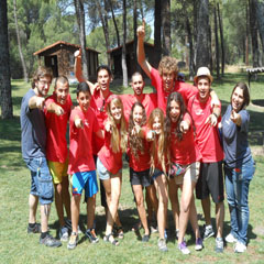 Recuerdos de Campamentos de Verano