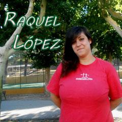 Monitores Aula Joven: Raquel Lopez
