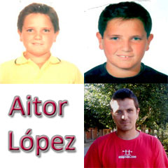 Monitores Aula Joven: Aitor Lopez