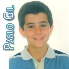 Monitores de Aula Joven, Pablo Gil
