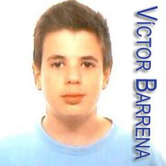 Monitores de Aula Joven: Victor Barrena