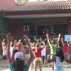 Actividades en los Campamentos Aula Joven