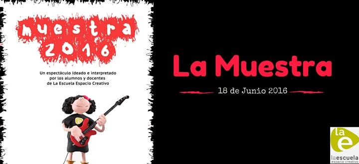 La Muestra 2016