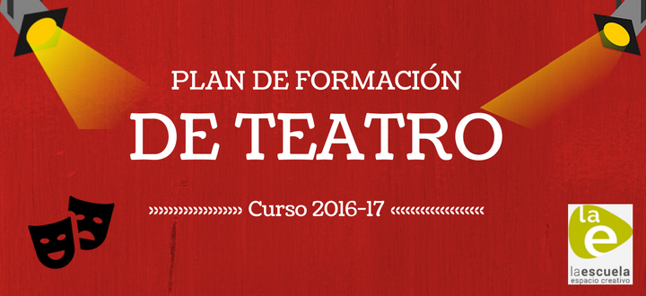 Plan de Formación en Teatro