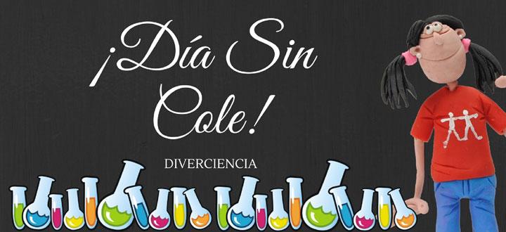 31 de octubre.Día sin cole ¡Diverciencia!