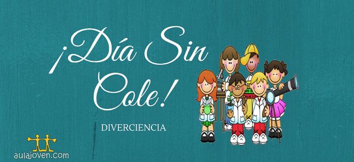 9 de diciembre ¡Día sin cole!