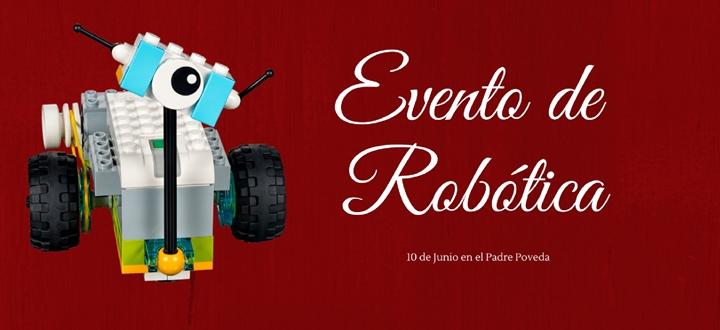 Evento de Robótica 10 de Junio