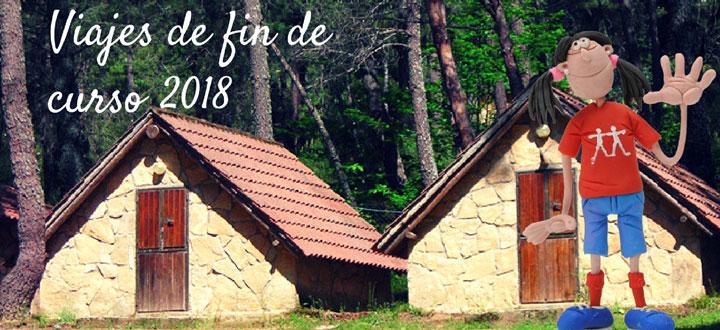 Viajes de fin de curso 2018