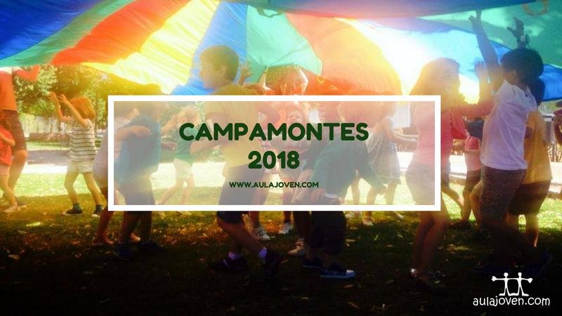 Campamontes. Campamento Urbano 2018