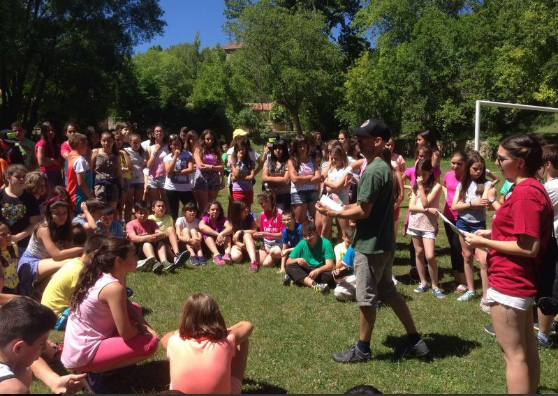 Campamentos Aula Joven 2016