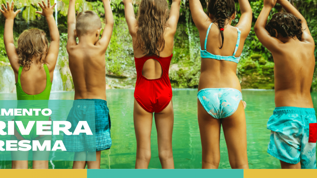 Campamento de verano La Rivera de Eresma