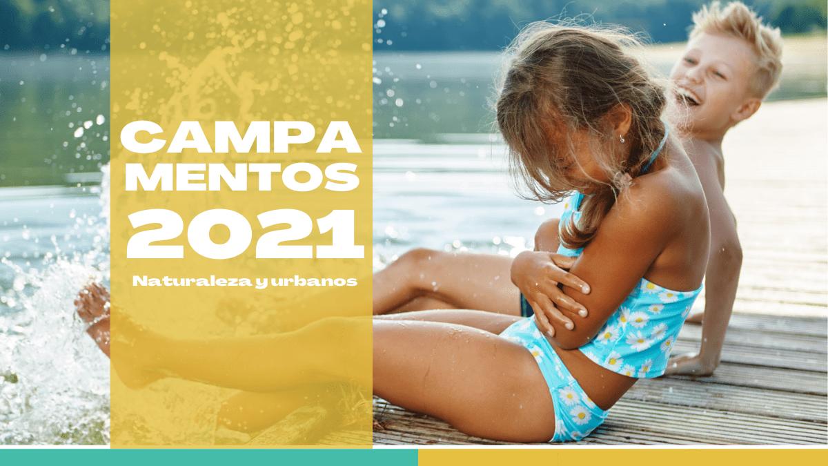 Campamentos de verano 2021
